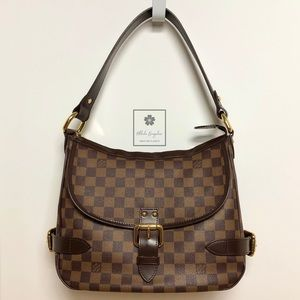EUC Louis Vuitton - Damier Ebene Highbury